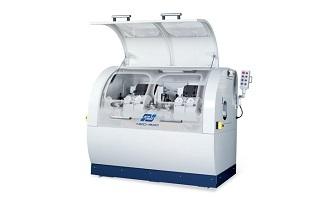 Heavy Duty Four Belt Centerless Round Tube Grinding Machine Neo Mac