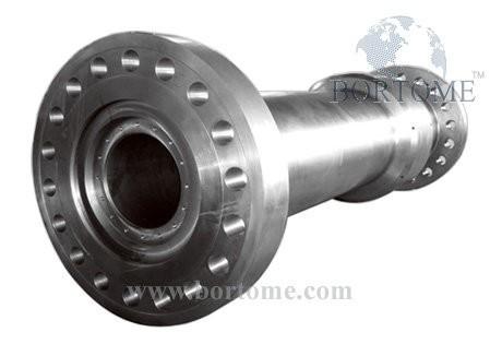 Heavy Duty Hydroturbine Shaft