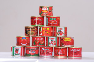 Hebtomatopaste Tomato Paste