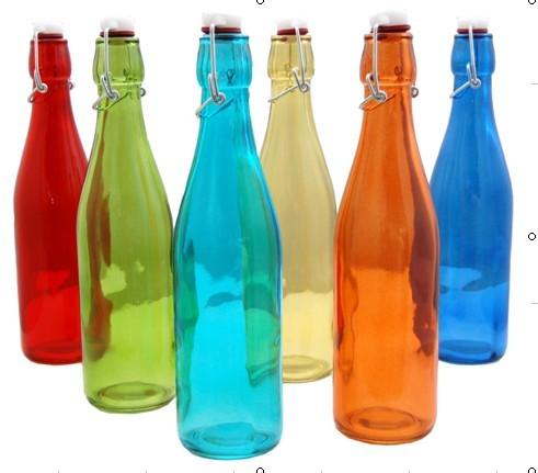Hermetic Glass Bottles