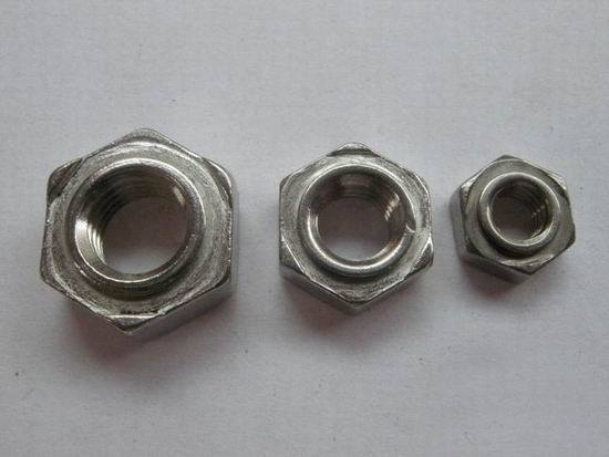 Hexagon Weld Nut Din929