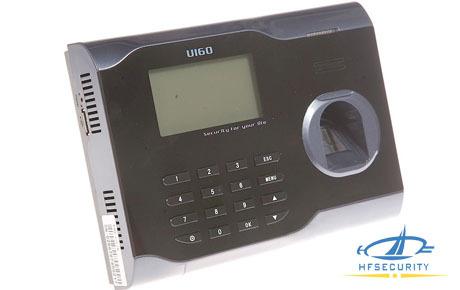 Hf U160 Biometric Fingerprint Time Clocking Equipment