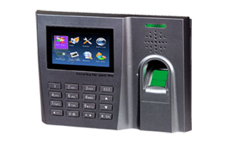 Hf U260 Electronic Fingerprint Id Time Attendance Machine