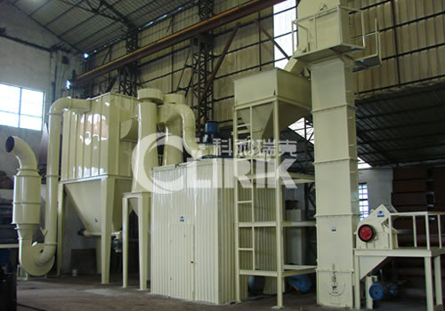Hgm100a Super Fine Grinding Mill Stone