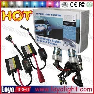 Hid Kit Xenon H4 6000k 8000k Slim Ballast 12v 35w