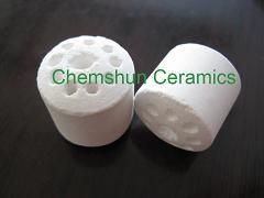 High Alumina 10 Hole Rings Al2o3 90 99
