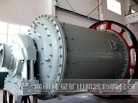 High Efficiency Energy Saving Cone Ball Mill Hongxing