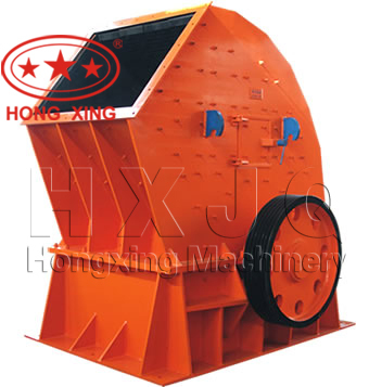 High Efficiency Pcz Heavy Hammer Crusher