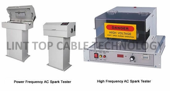 High Frequency Ac Spark Tester Power