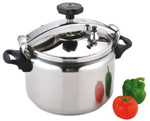 High Gland Stainless Steel 201 Explosion Proof Pressure Cooker