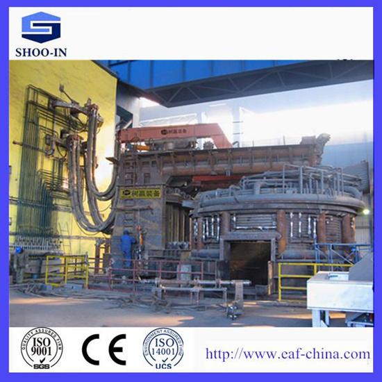High Impedance Electric Arc Furnace
