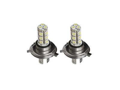 High Power 24 Smd 5050 H7 Led Car Fog Light Bulb Lamp 12v White 976