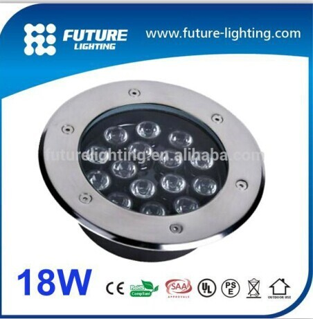 High Power Outdoor Warranty Waterproof Ip67 18 1w Led Ground Lamp