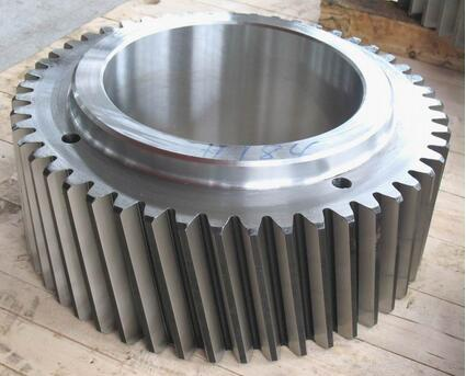 High Precision Hard Surface Gear Harderned