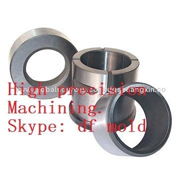 High Precision Horizontal Cnc Milling Parts Tools Aluminum Steel Alloy