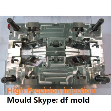 High Precision Mold Making Service Customized Designs Are Accepted