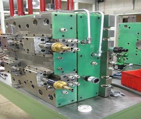 High Precision Plastic Injection Mould Maker