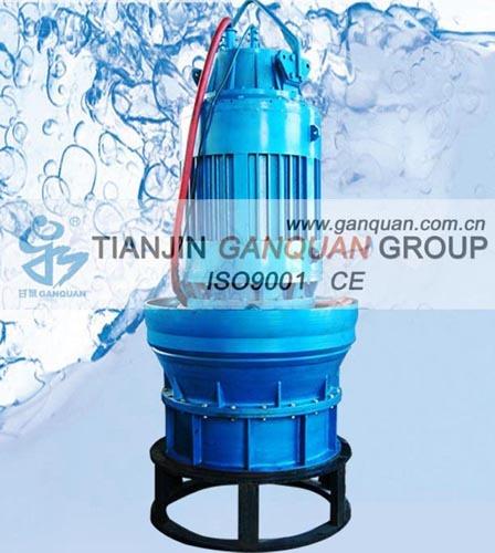 High Pressure Axial Flow Pump 6kv 10kv