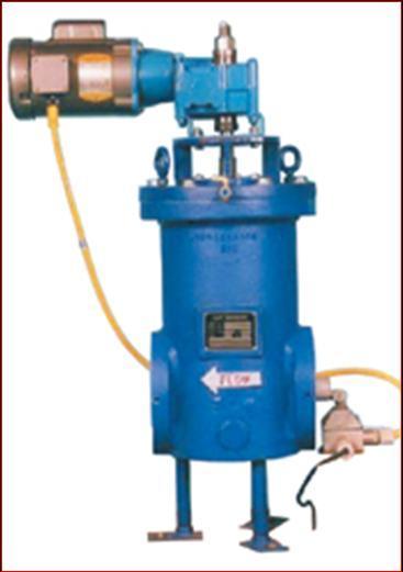 High Pressure Duplex Strainers Gas Power Petrochemical Industries