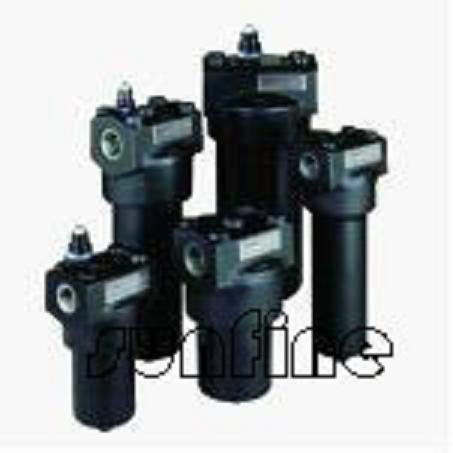 High Pressure Filter Paf Series