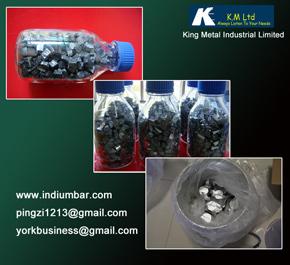 High Purity Arsenic Metal Chunks