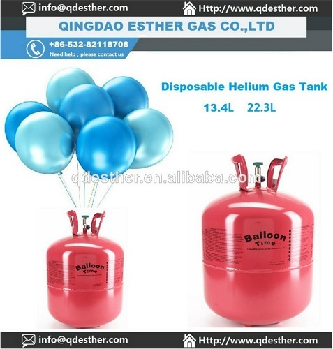 High Purity Balloon Gas Helium
