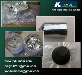 High Purity Lead Telluride Sulfide