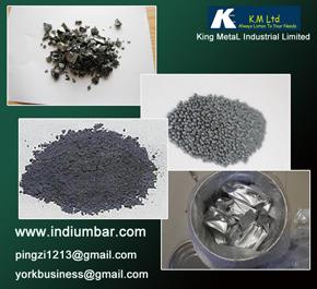 High Purity Selenium Metal Chunks Ball