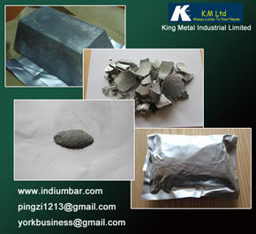 High Purity Tellurium Metal Chunks Ball