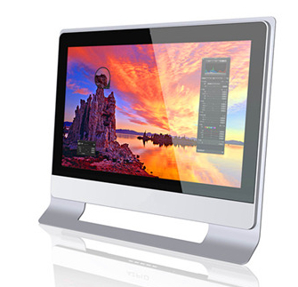 High Quality 21 5 Inch Core I5 Cheap Touch Screen All In One Pc