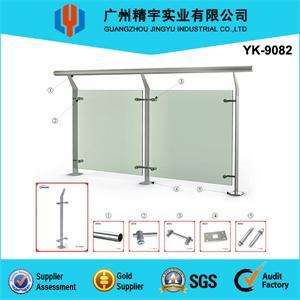 High Quality 304 316 Stainless Steel Deck Railing For Project Yk 9082