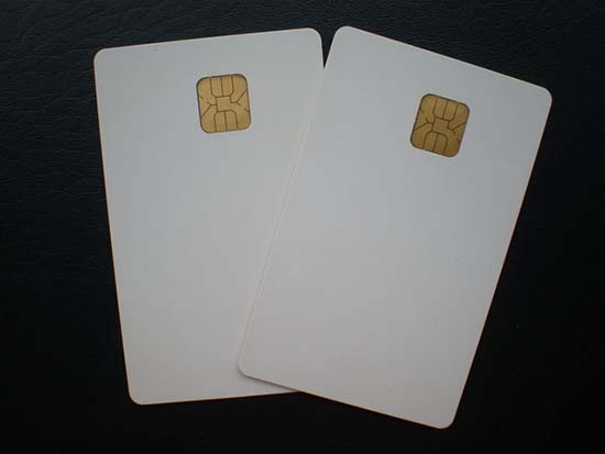 High Quality Contact Ic Card