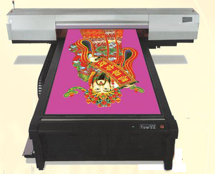 High Quality Flated Printer Made In China