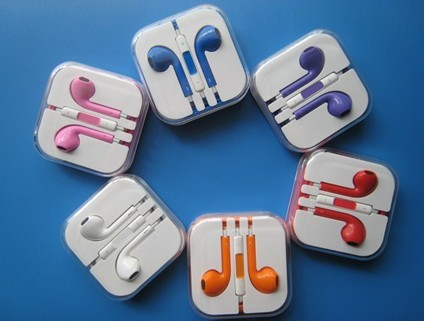 High Quality For Iphone 5 In Earphone