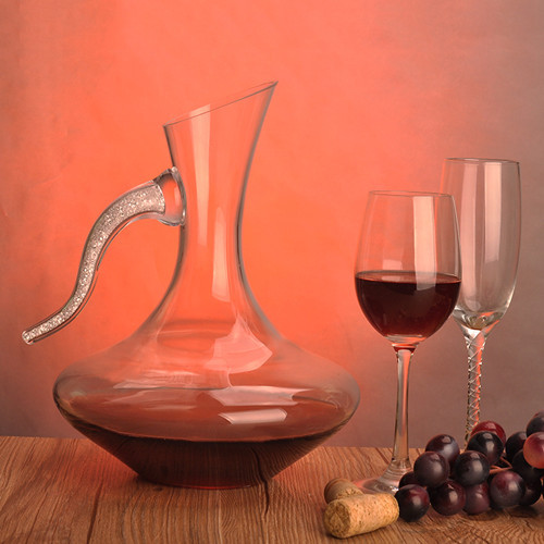 High Quality Glass Decanter