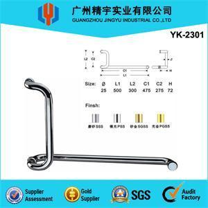 High Quality Inox Handle For Shower Glass Door Yk 2301