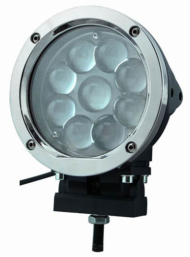 High Quality Led Driving Light 45w Cree Round Work With 3060 Lumen Ip67 Ary