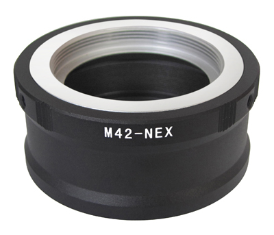 High Quality M42 Lens For Sony Nex 3 5 5n E Mount Adapter