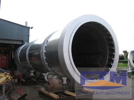 High Quality Mining Rotary Slag Dryer