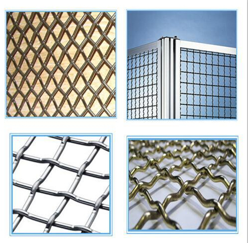 High Quality Of Crimped Wire Mesh