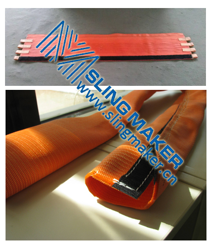 High Quality Pes Pad And Webbing Sleeve For Mooring Rope Protector