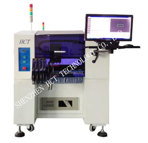 High Quality Pick And Place Machine For Led Smt Assembly Hct 400 L