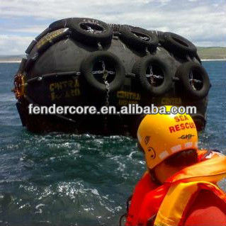 High Quality Pneumatic Rubber Fender Used For Ship And Dock