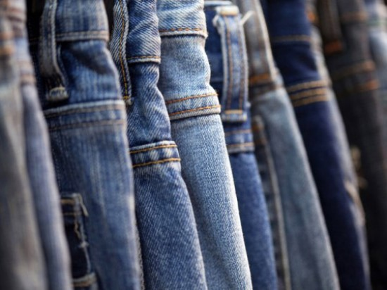 High Quality Refurbished Jeans