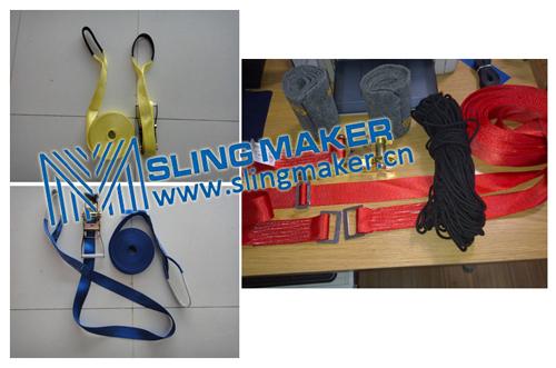 High Quality Slackline Kit Balance Training Webbing Rope Tree Protector