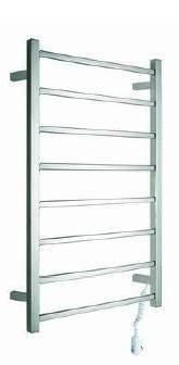 High Quality Stainless Steel Electric Heated Towel Rail