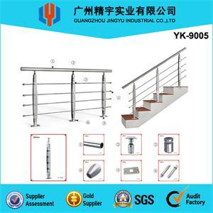 High Quality Stainless Steel Solid Rods Balustrade Yk 9005
