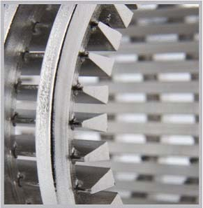High Quality Stainless Steel Wedge Wire Screen