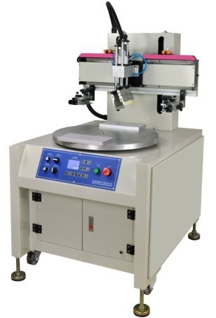 High Speed Flat Screen Printing Machine With 2 Workstations