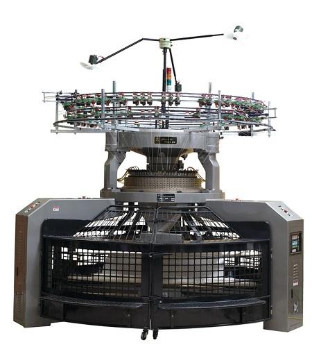 High Speed Inter Rib Open Width Circular Knitting Machine
